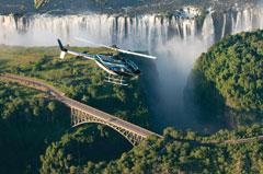 Batoka Sky Bell 206 III Jet Ranger 9J JOC Vic Falls