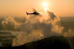 Batoka Sky Helicopter Vic Falls Bridge
