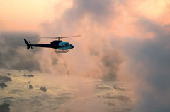 Batoka Sky Helicopter Victoria Falls