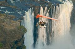 Batoka Sky Microlight Victoria Falls Zambezi