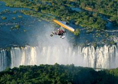 Batoka Sky Microlight Victoria Falls