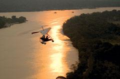 Batoka Sky Microlight Zambezi River