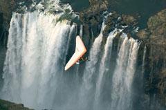 Batoka Sky Ultralight Aircraft Vic Falls