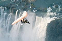 Batoka Sky Ultralight Aircraft Victoria Falls