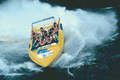 Jet Extreme Boat Spin Zambezi
