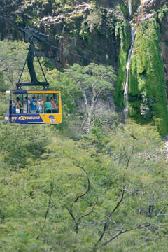 Jet Extreme Cable Car Zambia