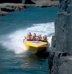Jet Extreme Zambezi River Adventure