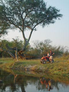 Livingstones Quad Bike adventures