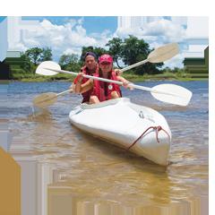 Makora Quest Canoe Zambezi