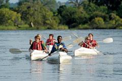 Makora Quest Guided Canoe River Safari