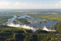 Victoria Falls Helicopter Batoka Sky