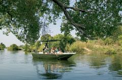Victoria Falls River Safari Zambezi River Cruise
