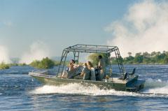 Victoria Falls River Safari Zambezi